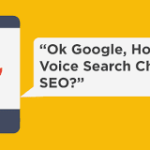 How is Voice Search being used in SEO?