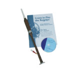 ROSEWOOD PRACTICE CHANTER WITH BOOK AND CD