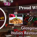 Italian restaurant Glasgow city centre