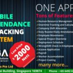 Mobile Time Attendance Singapore