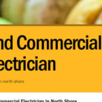 Find Commercial Electrician in North Shore