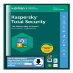 Kaspersky Total Security Antivirus 1 year / 3 years | ST Softwares