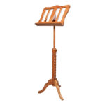 Buy Music Stand Tray Spiral Red Cedar