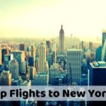 Cheap Flights to New York City (NYC)