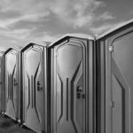 portable toilet trailer rental Miami