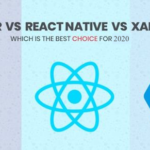 Difference between Flutter vs Xamarin vs React Native