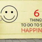 6 Things to do to Spark Happiness