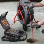 Cctv Drain Line inspection System in UAE